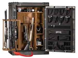 Требования к установке оружейного сейфа дома