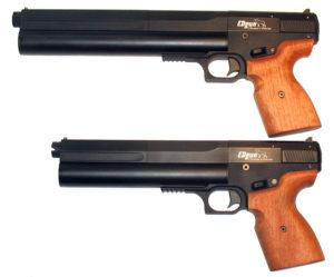 Пневматика пистолеты псп без лицензии