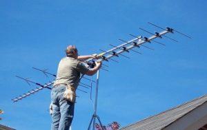 Как отключить антенну в квартире