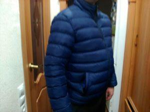 Вернуть куртку в спортмастер лезет синтепон