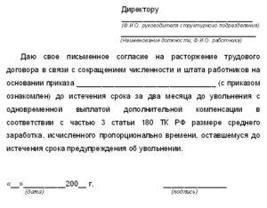 Выплаты при ликвидации обособленного подразделения и с сокращением штата
