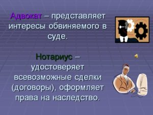 Нотариус как работодатель ип или физическое лицо