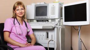 Что делает медсестра узи кабинета
