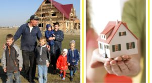 Как продать участок полученный многодетной семьей в татарстане