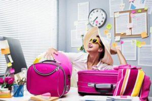 Неотгулянные отпуска сгорают с 2019 года без компенсации