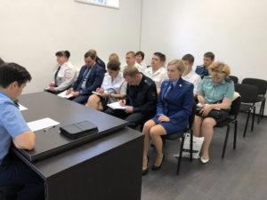 Прокурор головинской межрайонной прокуратуры сао города москвы