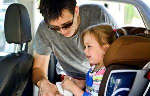 Нужны ли кресла для перевозки детей до 6 лет в автобусе