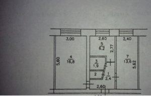 Что значит смежно изолированные комнаты распашонка