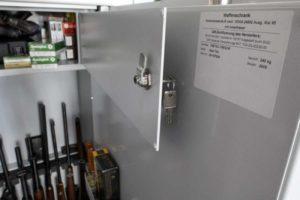 Правила установки оружейного сейфа