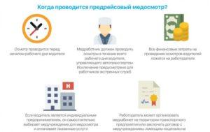 Трудовой договор с работником по предрейсовому медицинскому осмотру водителей
