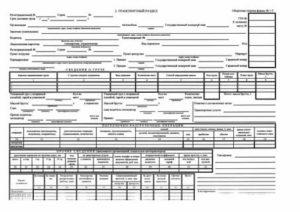 Какие документы нужны для отправки груза транспортной компанией