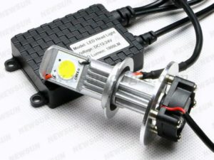 Законность установки светодиодных ламп в ближний свет