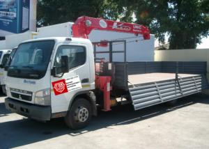 Разрешенные габариты на перевозку грузовдля для монипулятора
