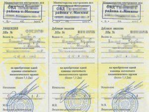 Нужна ли лицензия на покупку пневматического пистолета