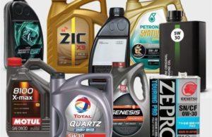 Моторное масло подакцизный товар