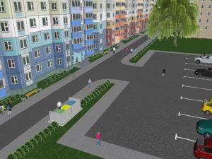 Стоянка и езда по придомовой зеленой зоне пункт пдд