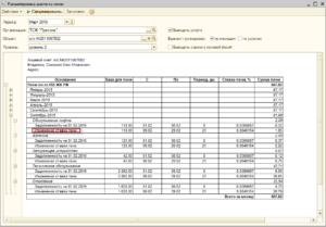 Пример расчета задолженности по коммунальным платежам в суд