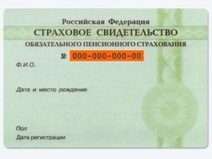 Ошибка проверки снилс в пенсионном фонде российской федерации