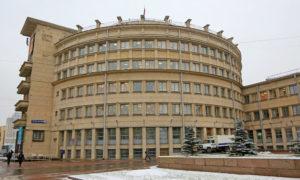 Московский суд спб