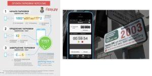 Как оплатить парковку в москве с мобильного телефона по смс