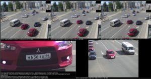 Может ли прийти штраф с камеры за проезд на красный свет