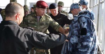 Войска национальной гвардии их предназначение